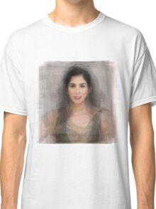 Sarah Silverman Portrait Classic T-Shirt