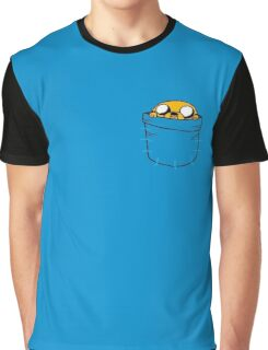 """Fin from """"Adventure time"""" Graphic T-Shirt"""
