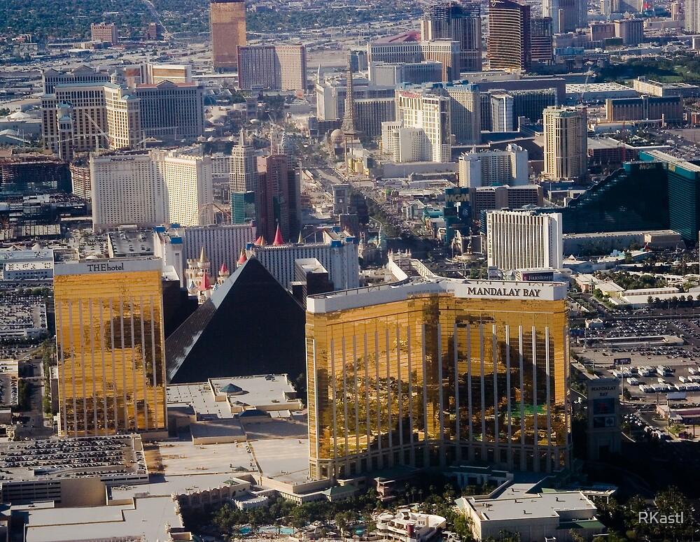 Vegas Strip by RKastl