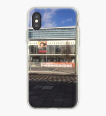 Berlin cinema blocks iPhone Case