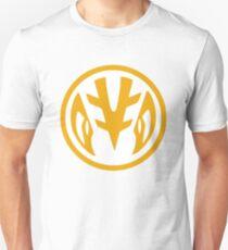 Dino White Unisex T-Shirt