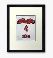 AKIRA II Framed Print