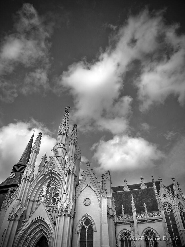 Church by Jean-François Dupuis