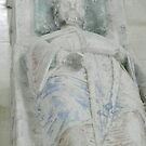 Recumbent of Richard the Lionheart, Abbey of Fontevraud. Fr. by hans p olsen