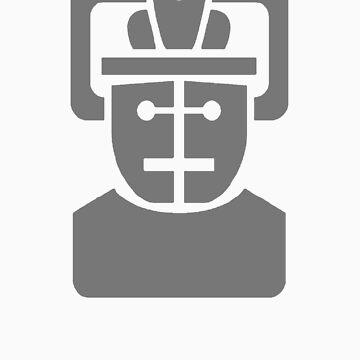 Telos Cyberman Tomb Logo by HorriblenessPhD