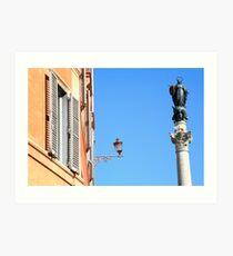 Classic Architecture - Rome, Italy Art Print