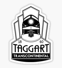 Taggart Transcontinental Sticker