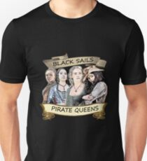 Pirate Queens of Black Sails T-Shirt