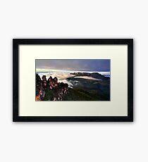 Sister Morn Framed Print