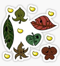 Rock Out With Korok Out Sticker