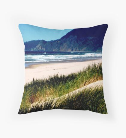 Living Things Transform Throw Pillow