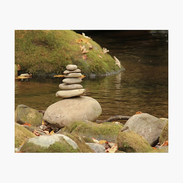 Find your Balance Photographic Print