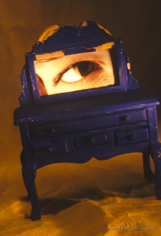 Eye by Jean-François Dupuis