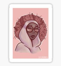 Headscarf Sticker
