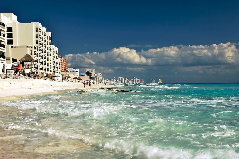 Paradise Beach by Deri Dority