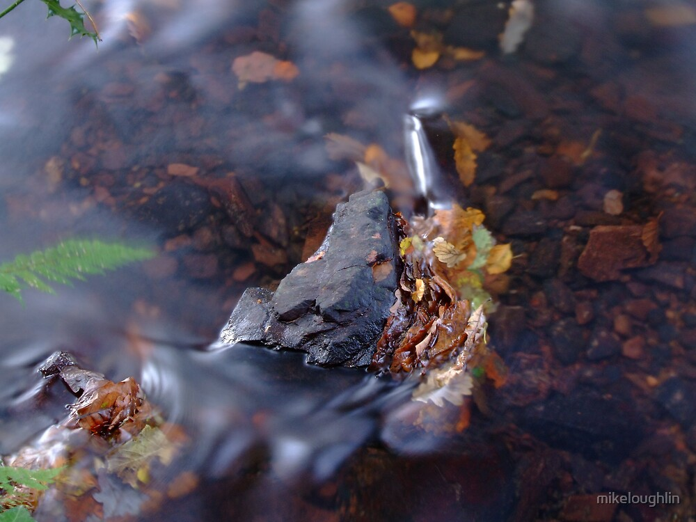 Rock pool by mikeloughlin