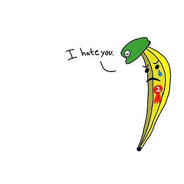 Second Banana by thombears