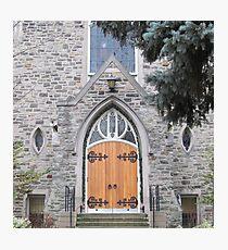 Spiritual Doorway Photographic Print
