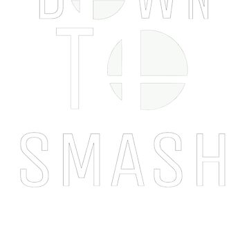DTS (Down To Smash) by Giygas666