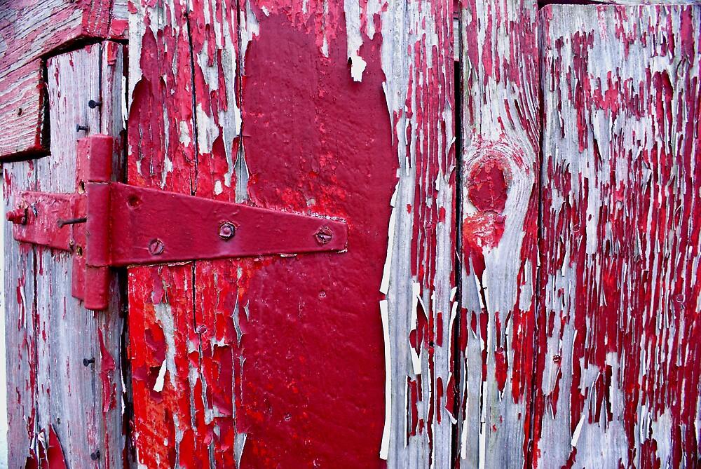 Red Hinge Series 2 by Rod  Adams