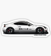 Toyota GT86 - Initial D Inspired Sticker