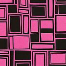 Windows & Frames - Pink by figandfossil