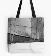 Over the Bow Tote Bag