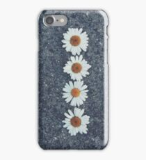Daisy Line iPhone Case/Skin