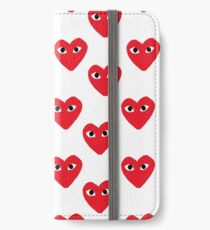 Comme Des Garcons iPhone Wallet/Case/Skin