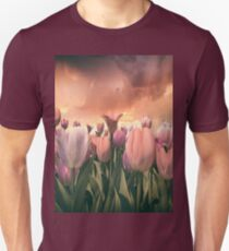 Pastel Tulips In Spring Time 2 T-Shirt