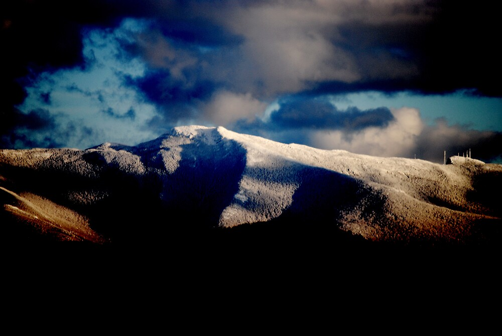 Mt Mansfield Termination Dust by overreved
