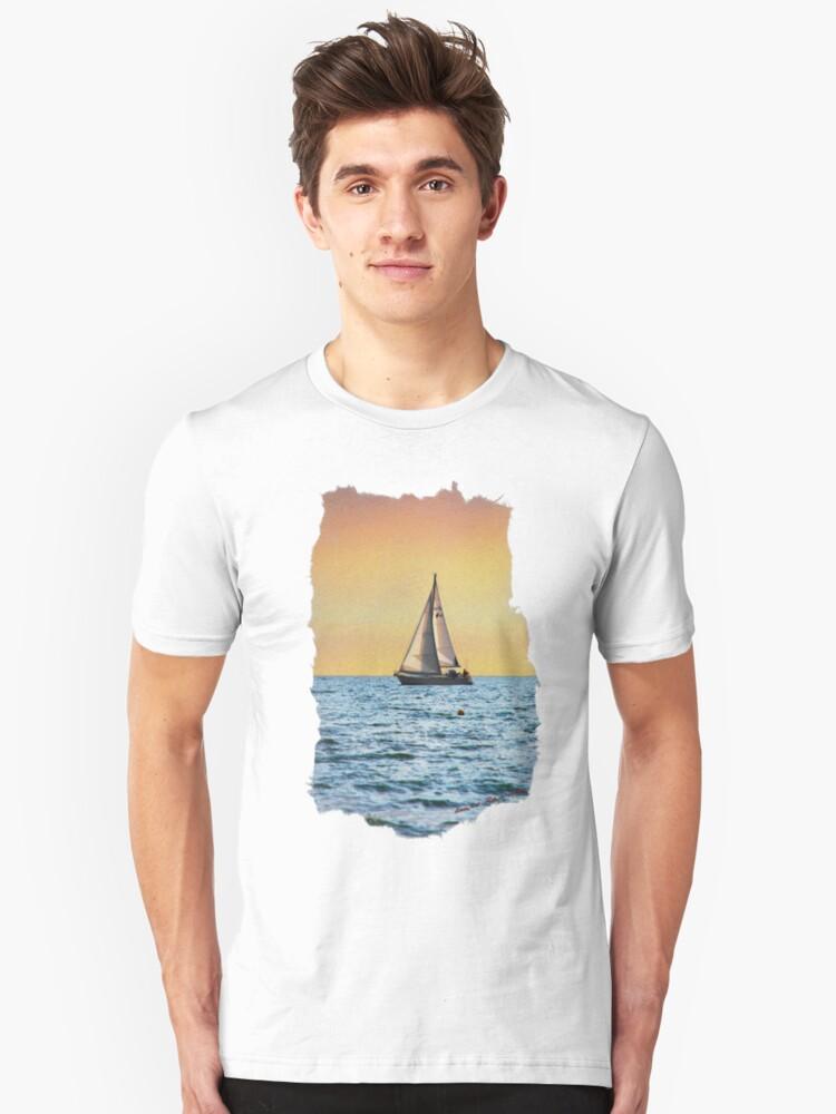 Sail 1 Unisex T-Shirt Front