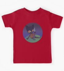 Spend a Night in the Woods Kids Tee