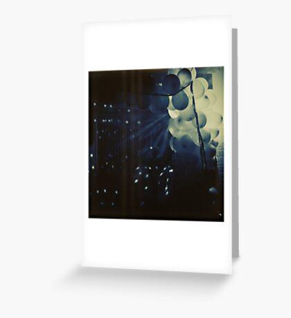 3845 Greeting Card