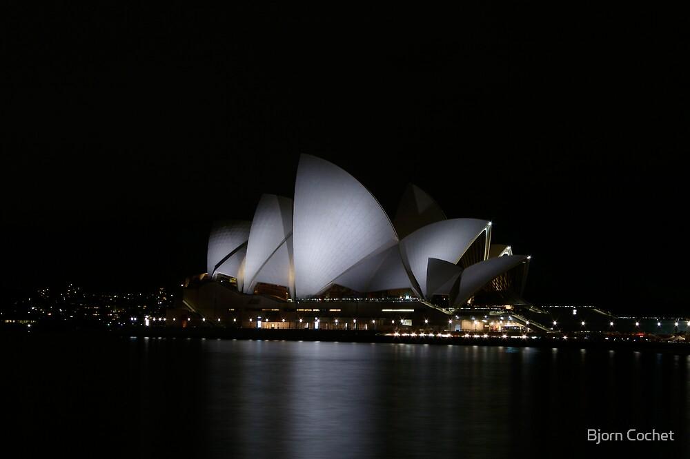 Sydney Opera House by Bjorn Cochet