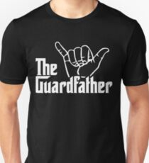 The Guardfather Jiu-Jitsu Unisex T-Shirt