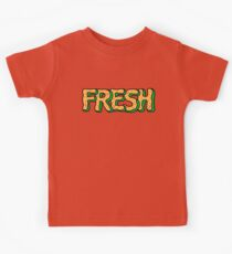 Fresh Cantaloupe Melon Kids Tee