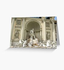 Stone Gods Greeting Card