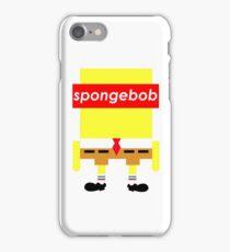 Spongebob Squarepants - Supreme iPhone Case/Skin