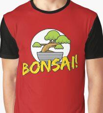 Bonsai T-shirt for Bonsai Heros Graphic T-Shirt