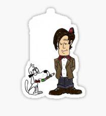 Sherman Who? Sticker