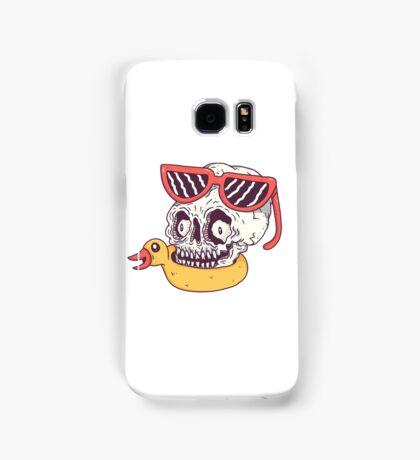 Beach Skull Samsung Galaxy Case/Skin