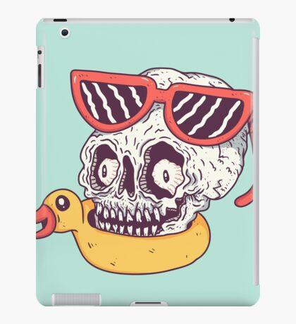 Beach Skull iPad Case/Skin