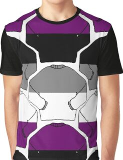 Asexual Sweaters Graphic T-Shirt