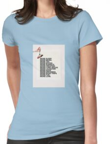 More  Womens Fitted T-Shirt