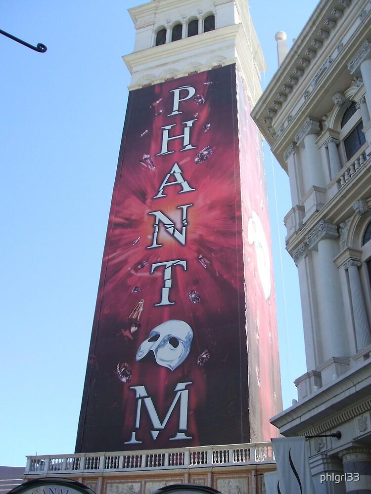 Phantom on the Outside by phlgrl33