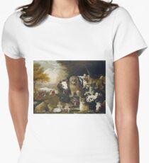 Edward Hicks - The Peaceable Kingdom 1833 T-Shirt