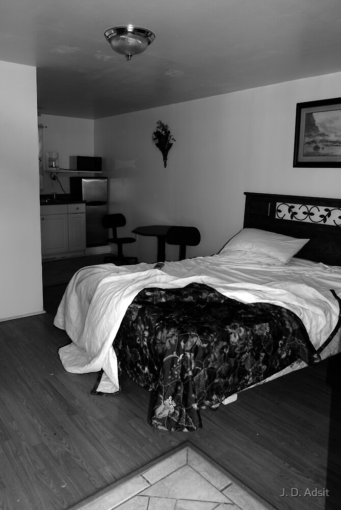 The Y Motel by J. D. Adsit