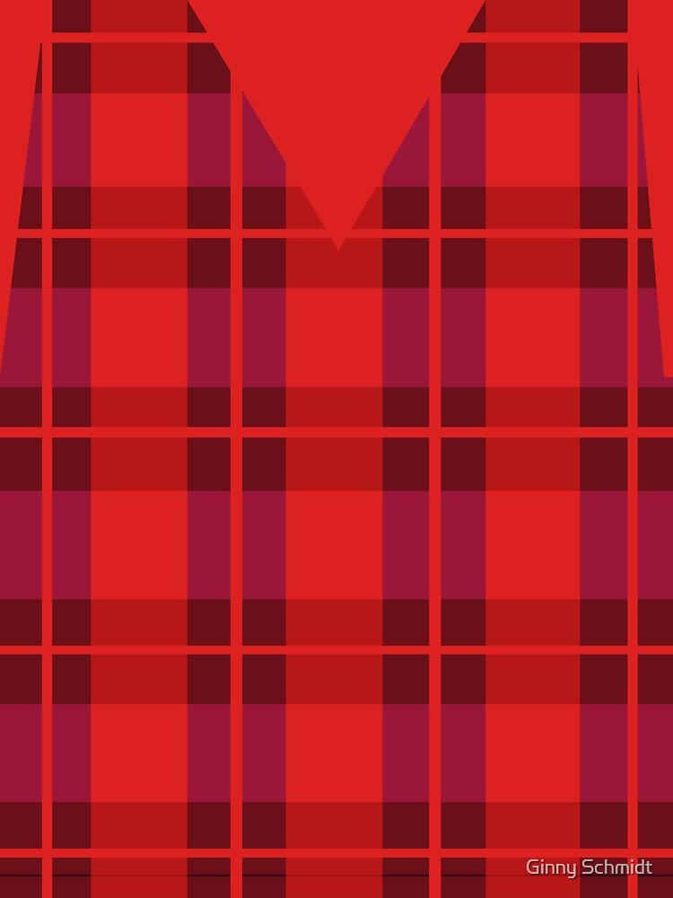 Argyle Sweater Vest by CricketNoel