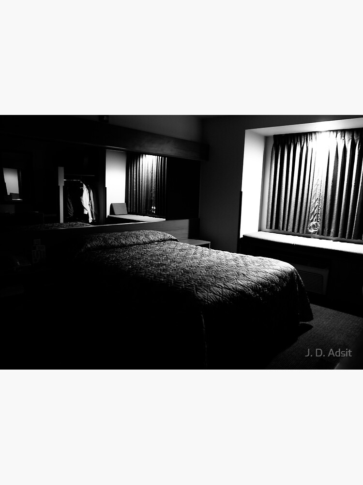 Empty Space on an Empty Bed by adsitprojectpro